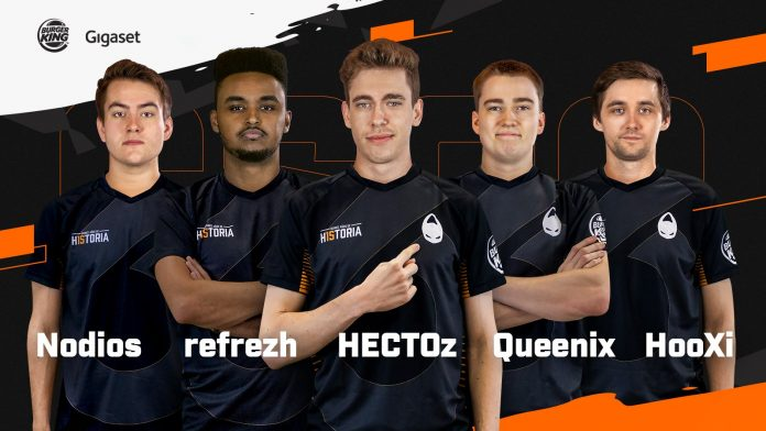 x6tence roster