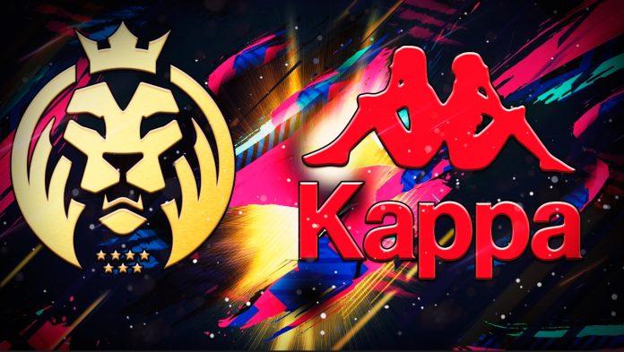 Kappa y MAD Lions unen sus caminos
