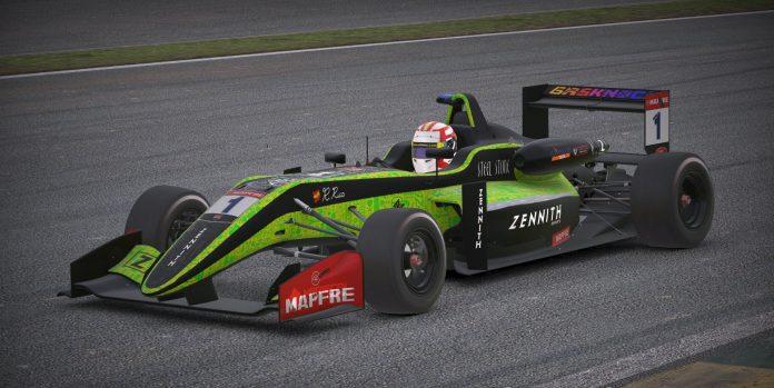 Segunda prueba de ESL Racing Series MAPFRE.
