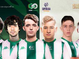 Este es el equipo de Cream Real Betis para Slo