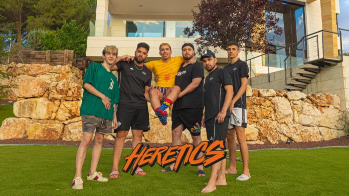 Heretics presenta su nueva mansión