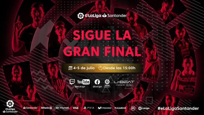 Finales eLaLiga Santander