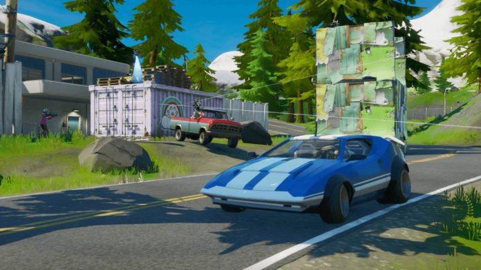 Fortnite prepara cuatro vehículos para la temporada tres
