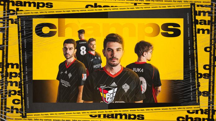 FullEsports - Team Heretics arrasa en la final de R6 Spain Nationals