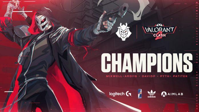 FullEsports - G2 Esports gana el LVL Clash 2 y se lleva su quinto titulo seguido