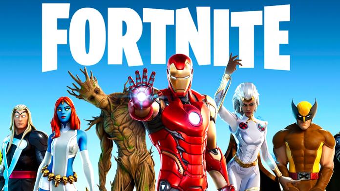 Marvel y Fortnite unen sus caminos en la temporada 4