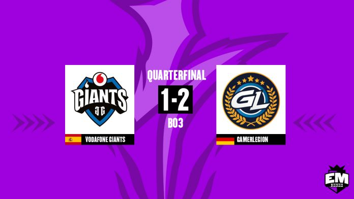 FullEsports - Vodafone Giants cae ante GamersLegion en el European Masters