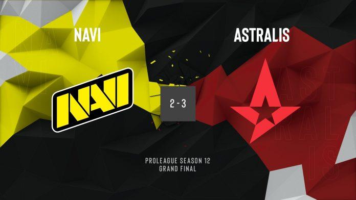 FullEsports - Astralis gana de forma épica la ESL Pro League ante Natus Vincere