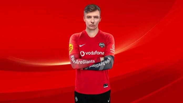 Fenec Vodafone Giants