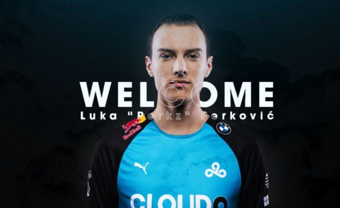 FullEsports - PerkZ es oficialmente el nuevo midlaner de Cloud9