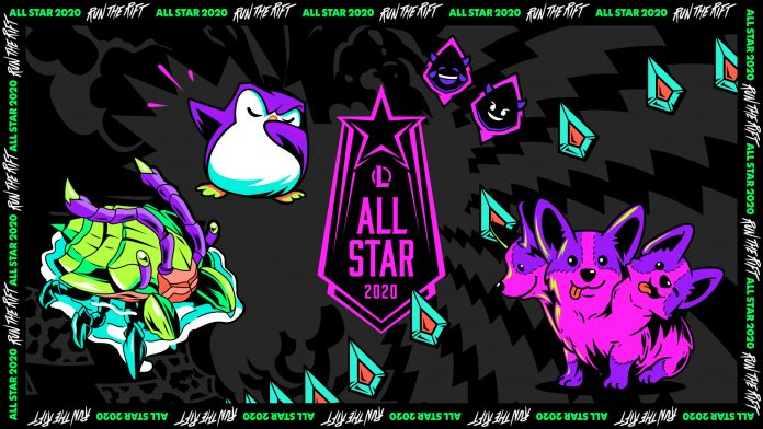 All-Stars 2020 equipos