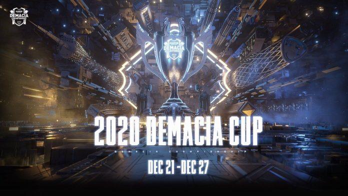 Apuestas Demacia Cup