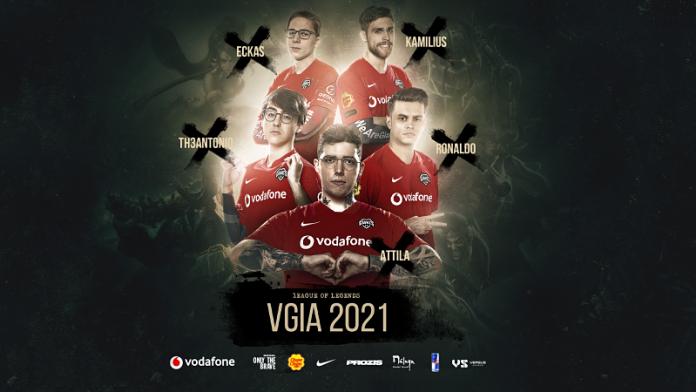 Vodafone Giants 2021