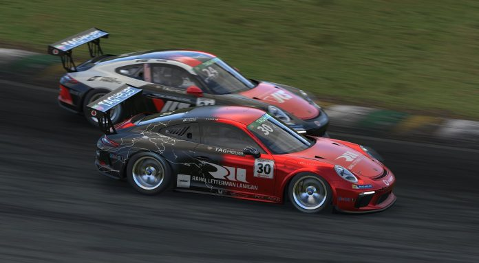FullEsports - Pistoletazo de salida en el campeonato mundial Porsche de iRacing.