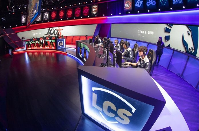 Full Esports- LCS Lock In