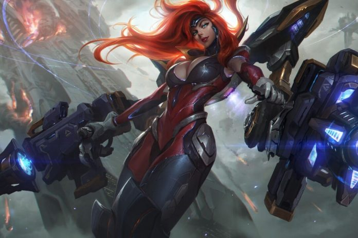 FullEsports - Miss Fortune