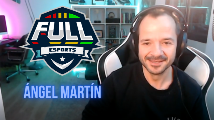 Full Esports - Entrevista Ángel Martín: