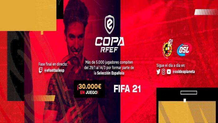 Full Esports - La eCopa RFEF da el pistoletazo de salida