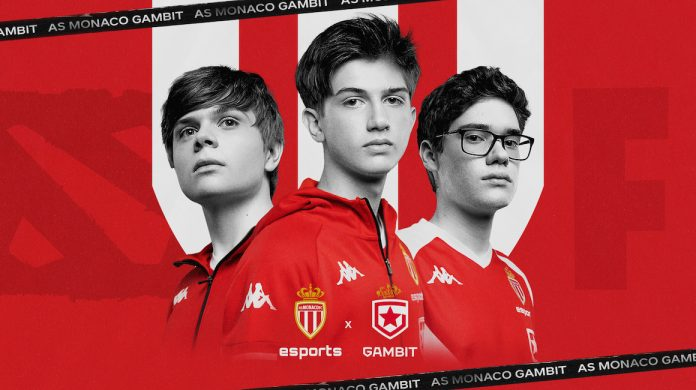 Full Esports - Gambit y Monaco se asocian en Fortnite y Dota 2