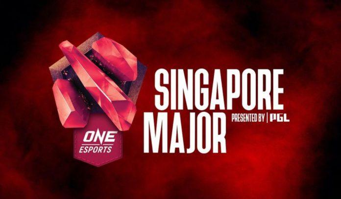 Major DOTA 2 Singapour