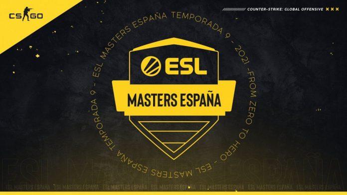 Temporada 9 ESL Masters