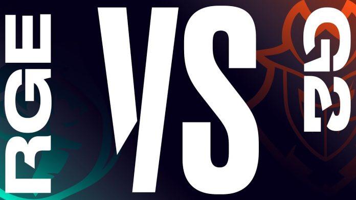 G2 Esports vs Rogue LEC