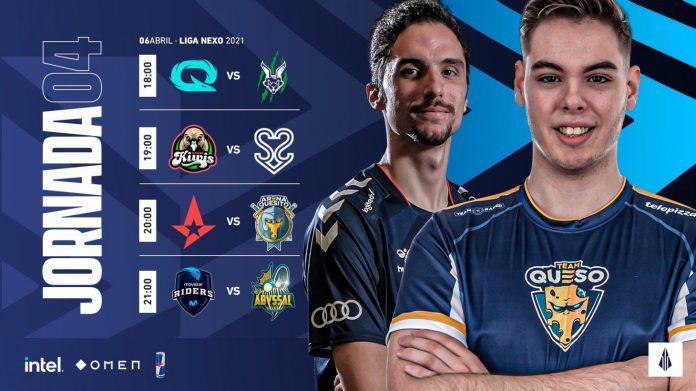 Jornada 4-Liga Nexo