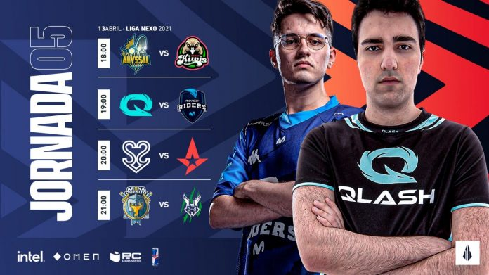 Jornada 5- Liga Nexo