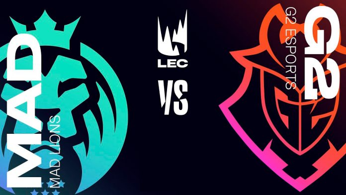 MAD Lions vs G2 LEC