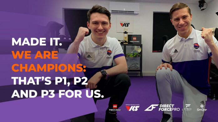 La PESC termina con una nueva victoria de Rogers