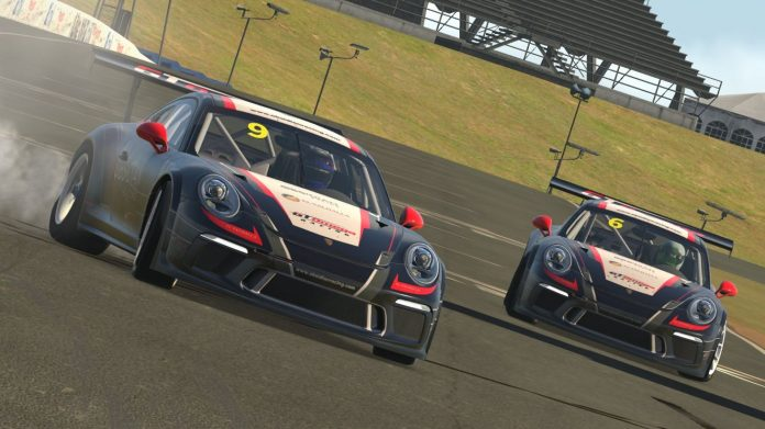 Antoli Porsche 911 GT3 Cup
