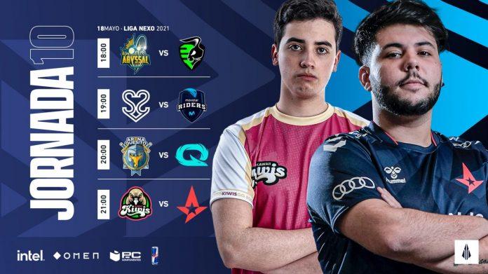 Jornada 10-Liga Nexo