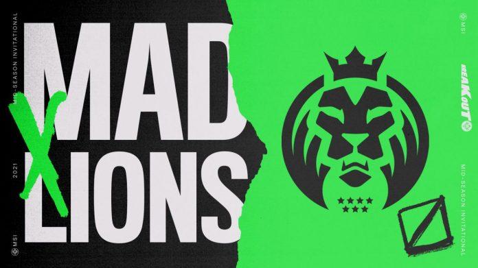 MAD Lions MSI 2021