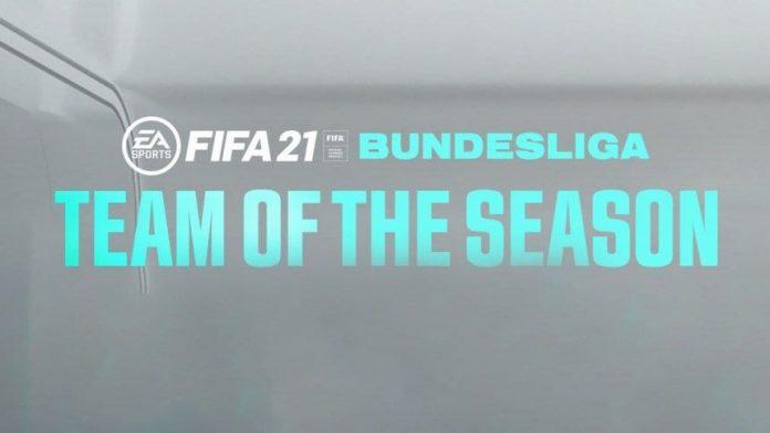 TOTS Bundesliga FIFA 21